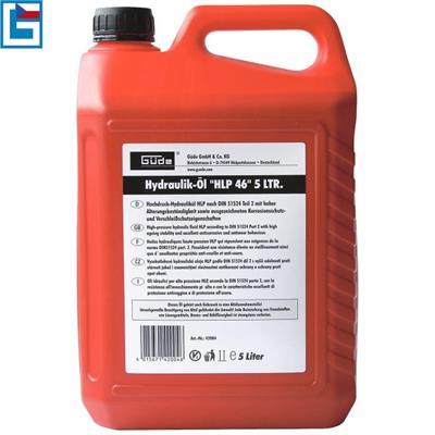 Olej hydraulický HLP 46, 5 L Güde