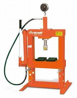 Stolní hydraulický lis WPP 10 TE