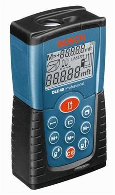 Měřič vzálenosti laserový DLE 40 BOSCH