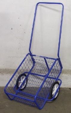 Ruční vozík dvoukolový POPULAR III dvoukolák