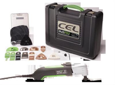 CEL +Ion multifunkční bruska 230V v kufru