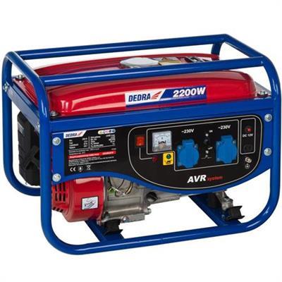Elektrocentrála 2000W, AVR, DEGB2510 DEDRA