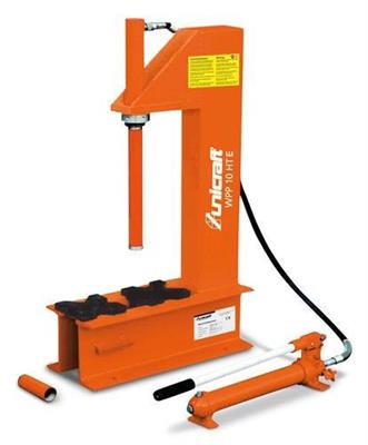 Stolní hydraulický lis WPP 10 HTE - ruční BOW + šeky v hodnotě 1000 Kč
