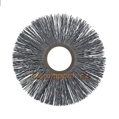 Kartáčový prstenec - 0,6 mm - NYLONOVÉ VLÁKNO