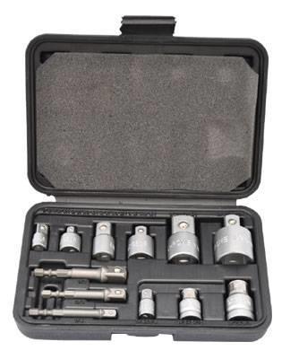 Sada adaptérů a redukcí Genborx JBTK 012 12-dílná