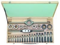 """Kopie - Sada závitořezných nástrojů typ W 2-II, HSS, BSW1/2""""-W1"""""""