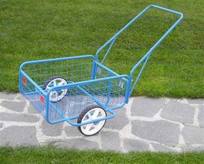 Vozík RAPID IV polyuretanová kola