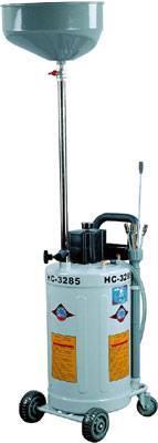 Pojízdná pneumatická nádoba na olej s odsávačkou HC-3285