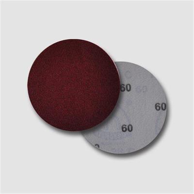 Výsek - suchý zip p125mm,zr. 80 KLINGSPOR (KL04105)