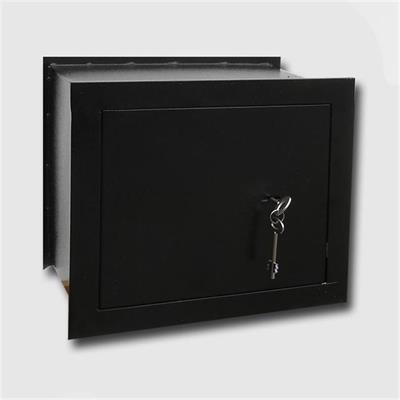 Trezor vestavěný do zdi , klíč 340x220x300mm