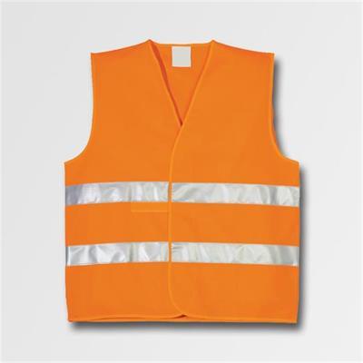 Vesta reflexní oranžová