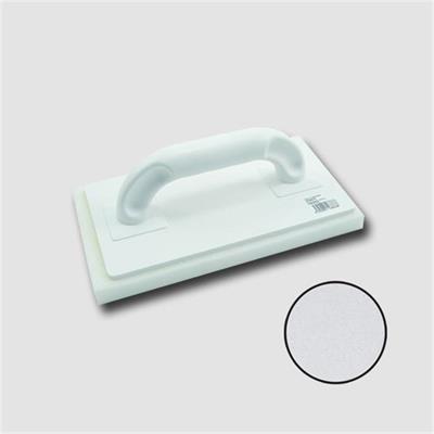 hladítko plastové - molitan jemný 250x130x20mm