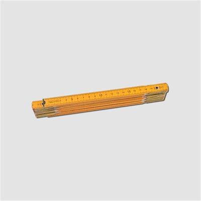 Metr 2m skládací dřevěný