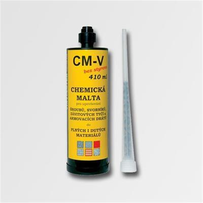 chemická malta CM-V 410ml bez styrenu