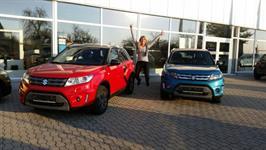 Suzuki Veltruby soutěž