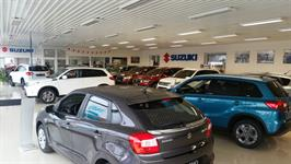 Prodejna Suzuki Kolín
