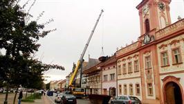 Pomoc při stavebních rekonstrukcích