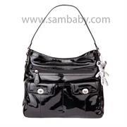 IL TUTTO přebalovací taška Katie - černá