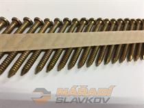 Hřebíky ANKER 4,0x40mm D34 BK 1250ks Bea, KMR pro tesařské kování