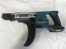 MAKITA DFR550Z Akumulátorový šroubovák s automatickým zásobníkem, Bez akumulátoru a nabíječky