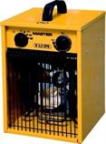 MASTER elektrické topidlo 3,3 kW /230V