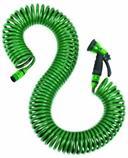Zahradní hadice spirálová 15m s příslušenstvím