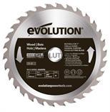 Pilový kotouč Evolution na dřevo 230x25mm