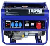 Elektrocentrála 5500W OHV, AVR, třífázová  - TUSON ELC 6500T