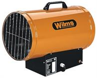 Ohřívač vzduchu plynový Wilms GH 25 M
