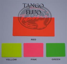 Tango fluo červená, žlutá, růžová, zelená