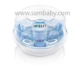 Avent Parní sterilizátor do mikrovlnné trouby 281/02