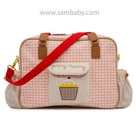 PINK LINING přebalovací taška YUMMY MUMMY - true love
