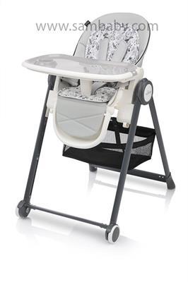 Baby Design Jídelní židlička plastová PEENE 07