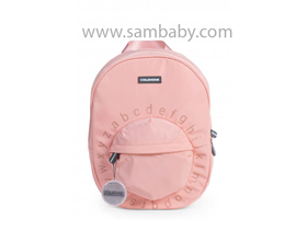 CHILDHOME DĚTSKÝ BATOH KIDS SCHOOL BACKPACK PINK COPPER