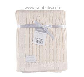 Eevi bambusová deka béžová