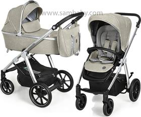 Baby design kočárek kombinace Bueno 09/2020