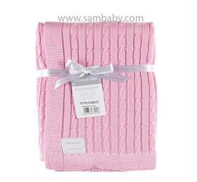 Eevi bambusová deka růžová
