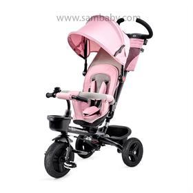 Kinderkraft Tříkolka Aveo pink
