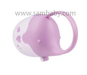 Babyono Krabička na šidítko - růžová
