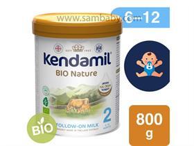 Kendamil BIO Nature pokračovací mléko 2 (800 g) DHA+