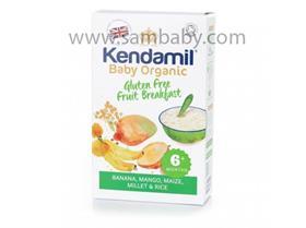 Kendamil BIO/Organická dětská bezlepková ovocná kaše (150g)