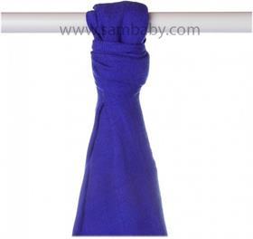 XKKO Bambusová plena/osuška ®BMB Colours 90x100 cm - Ocean Blue