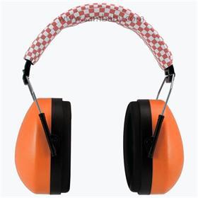 Alecto Ochranná sluchátka pro dítě oranžové
