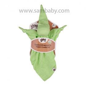 XKKO Bambusový muchláček XKKO BMB - zelený