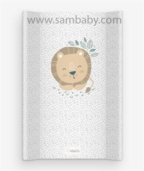 AlberoMio přebalovací podložka Animals&Love Lion A002