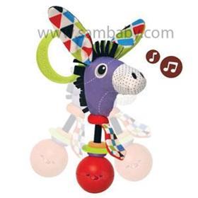 Yookidoo Hudební zvířátko - Oslík 40135