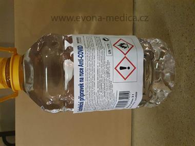 Dezinfekce Anti - COVID 3 L.
