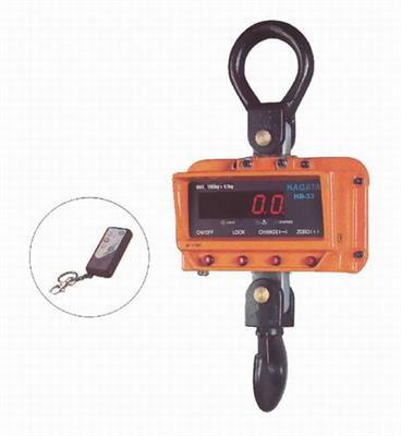 Závěsná  jeřábová váha NAGATA HB-33