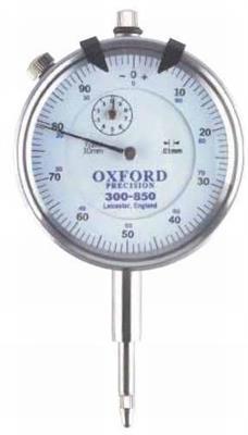 Číselníkový úchylkoměr s plunžrem, hodinky