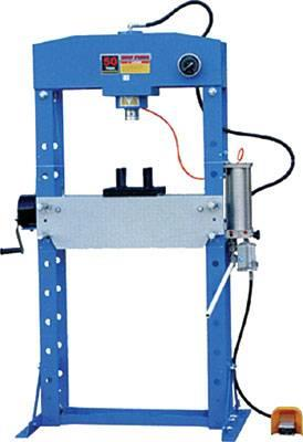 Hydraulický lis 50t s multiplikátorem SD0811-CE